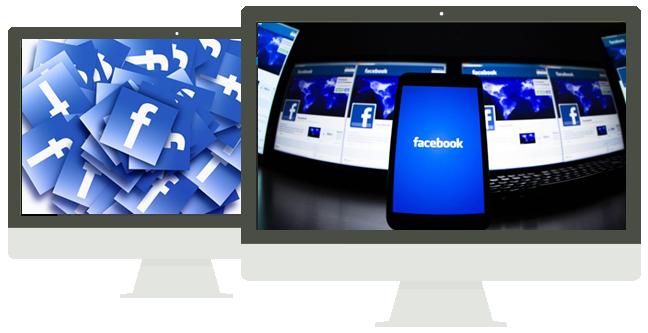 اعلانات فيس بوك ممولة